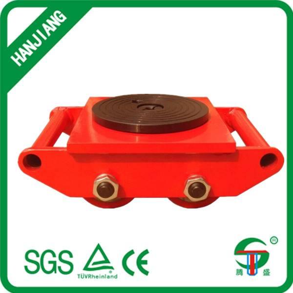 Handling turntable small tanks