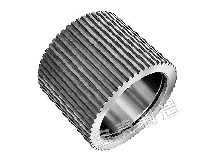 Open Ends Corrugated Roller Shell