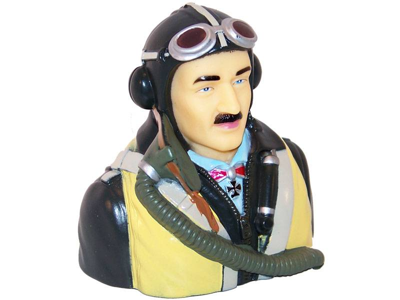 1/6 scale WWII German rc action figure pilots