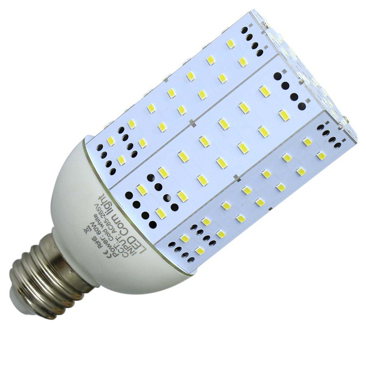 Highbay 30W 40W 60W 80W 100W 120W 150W Alu E26/E27/E39/E40 360 Degree LED Corn Light Bulb From China