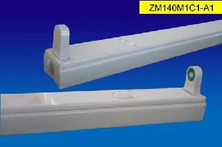 European type inductive lighting fixture