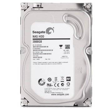 Seagate NAS HDD 2TB Desktop Internal Hard Drive Disk