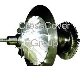 Exhaust gas turbocharger IHI-BBC VTR 501 Parts