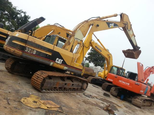 Used hydraulic Caterpillar 325B