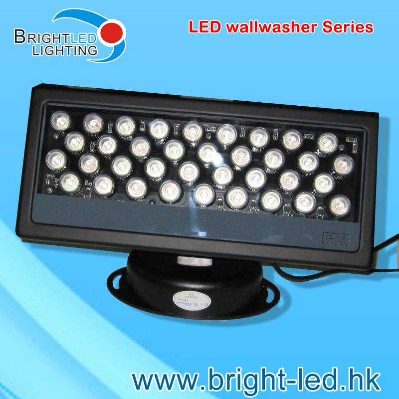 36x1w led wall washer RGB LED wall washer lights