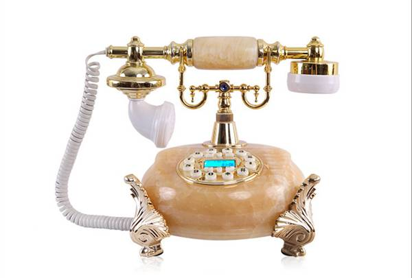 Promotion telephones Jade Vintage Antique Telephone caller id MS-8200A