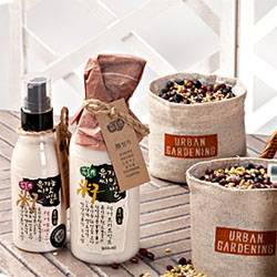 Organic Fermented Seed Hair Line