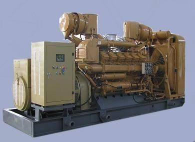 WEICHAI series diesel generator