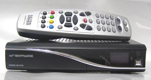 Dreambox DM 800HD-S2 Digital TV Receiver