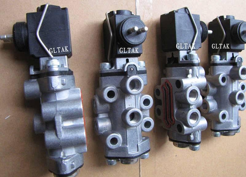scania 1488083 1423566 1334037 1318860 solenoid valve