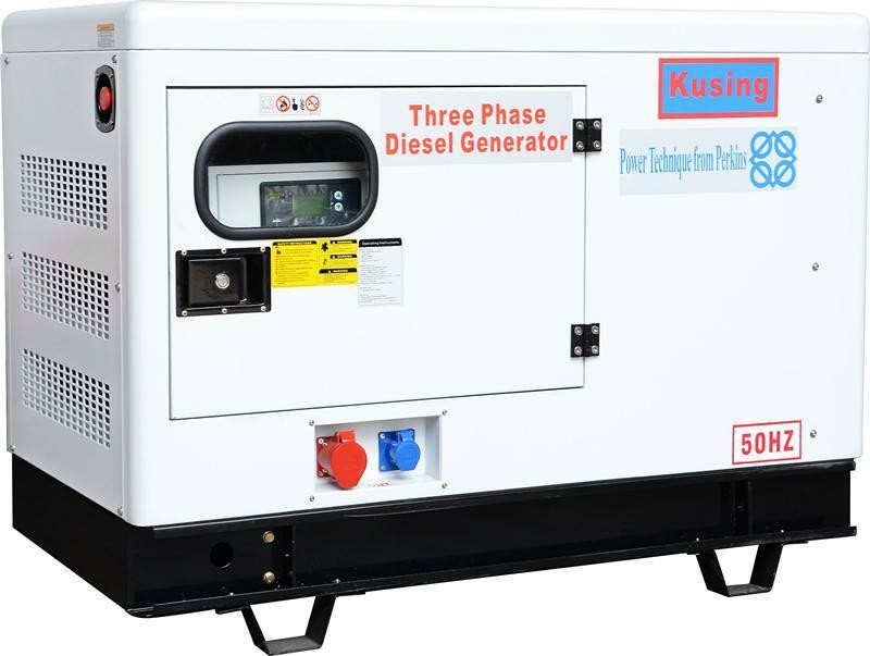 31.3KVA/25KW Diesel Silent Generator with LOVOL(PERKINS) Engine(PK30250)