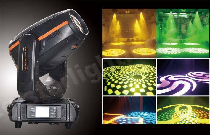 280W Sharpy 10R Moving head beam light/spot light