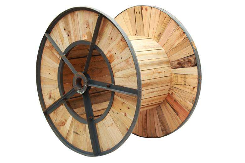 Steel Wooden Cable Drums