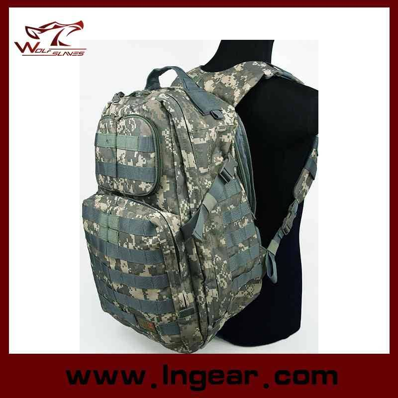 Hot Sale Tactical 911 Patrol Molle Assault Combat Backpack For Outdoor Sport