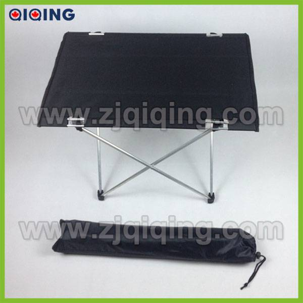 2014 new hot sale Cheap small portable Alu folding table HQ-1050K
