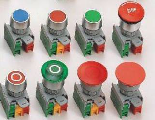 PUSH BUTTONS SLECTER SWITCH LIMIT SWITCH ETC
