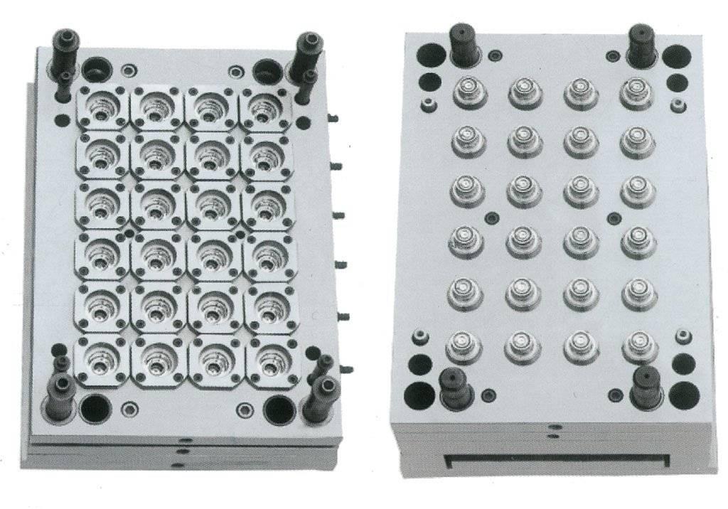 BOPP series cap molds