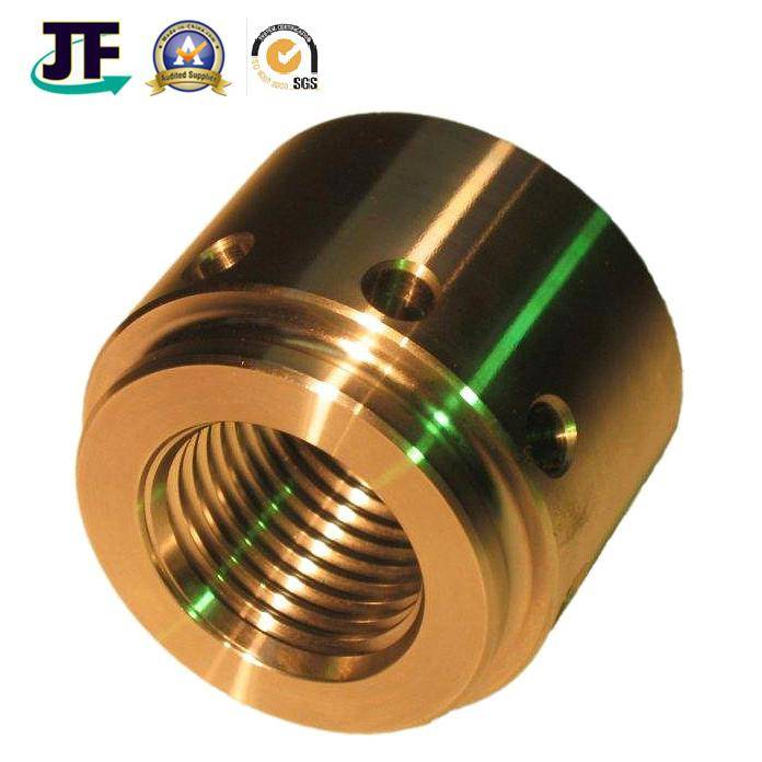 Custom CNC Precision Machining Parts with ISO Certification