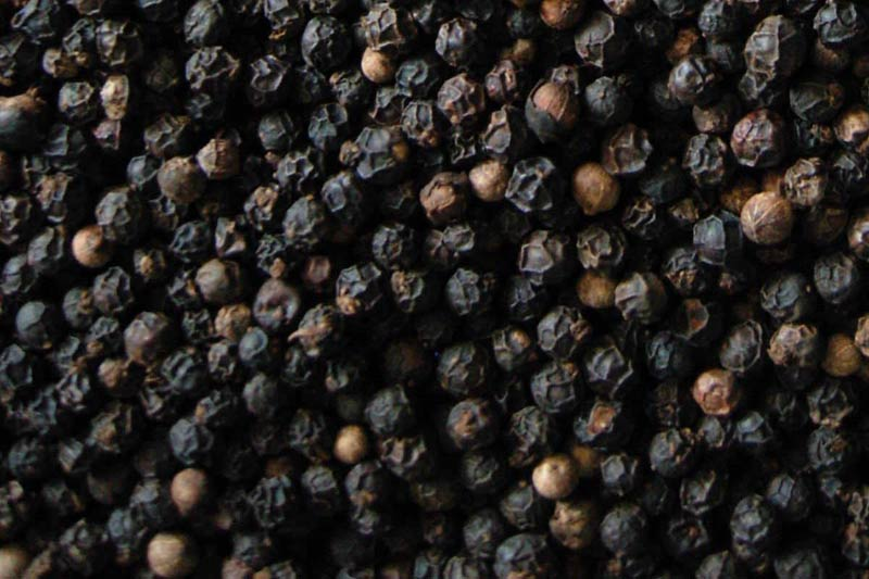 Natural Black Pepper From Tanzania
