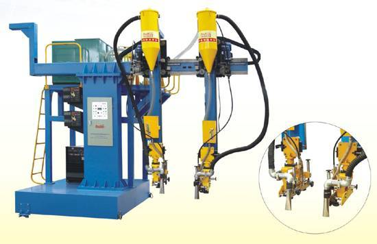 XXBH-10 MODEL COLUMN BEAM TYPE SUBMERGED ARC WELDER(SINGLE ARC SINGLE WIRE)
