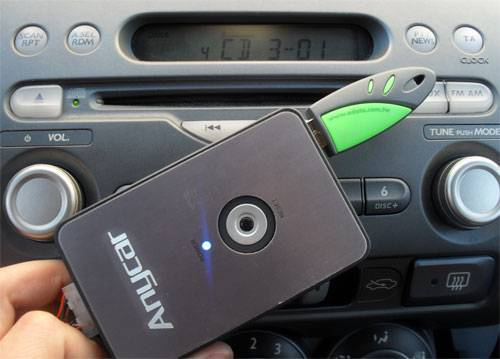 Car MP3 Interface (USB SD MP3 adapter) for Toyota