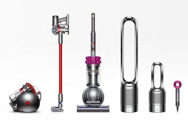 DYSON Hair dryer / Fan / Vacuum Cleaner