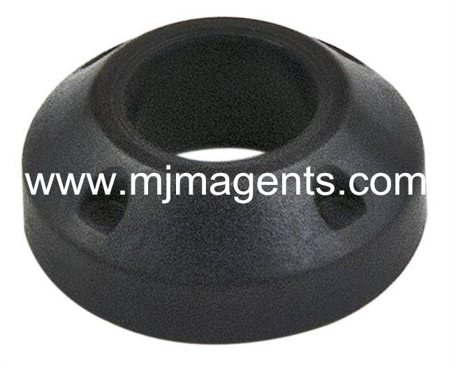 injection ferrite magnet by bonding