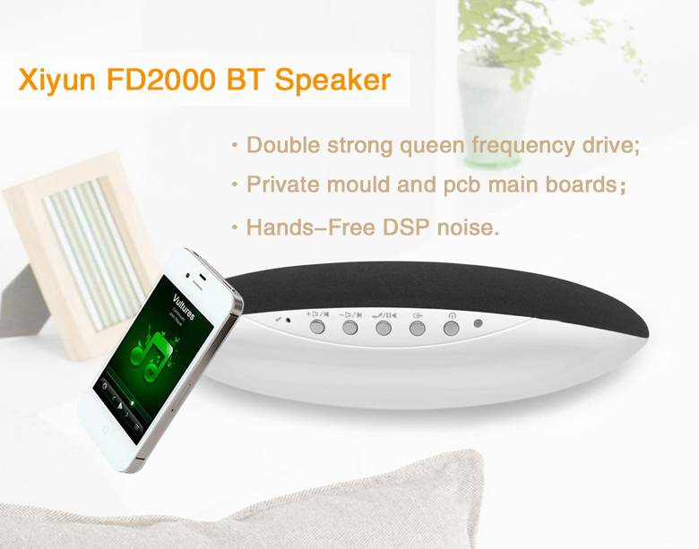 NFC wireless bluetooth waterproof speaker