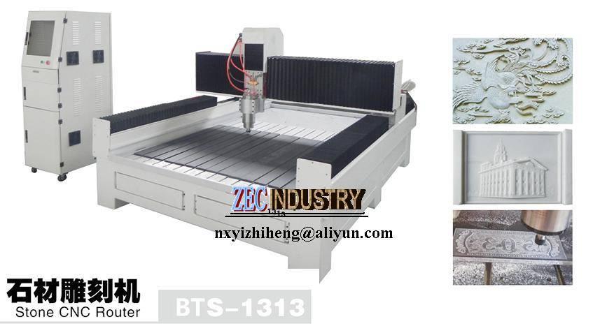 CNC Engraving Machine, CNC Router - Stone CNC Router
