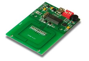 sell 13.56MHz rfid module JMY608 Interface: USB (HID standard)
