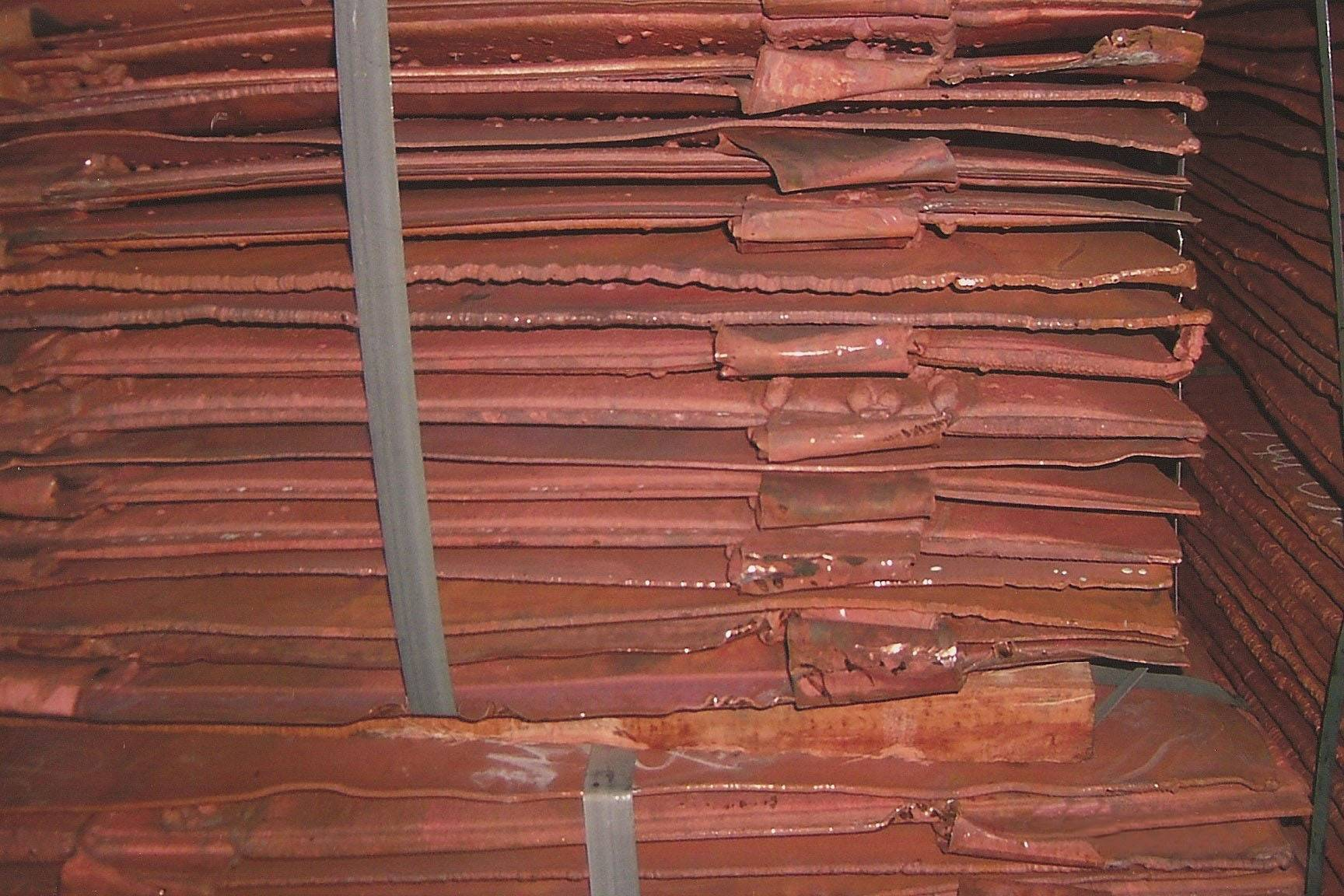 600 MT Electrolytic Copper Cathodes[cu] 99.98%+/-1 ready for export