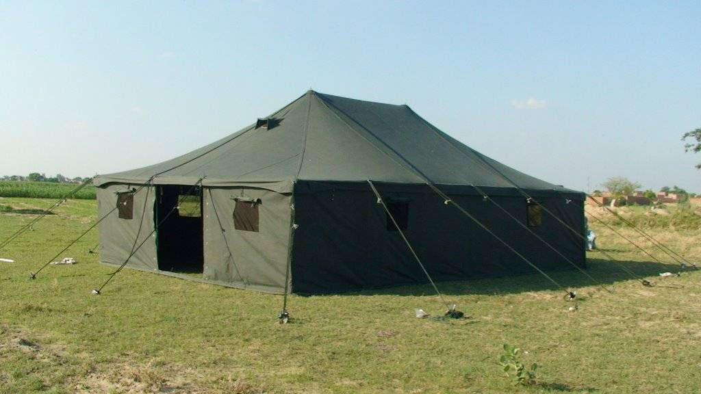Military Marquee Tents
