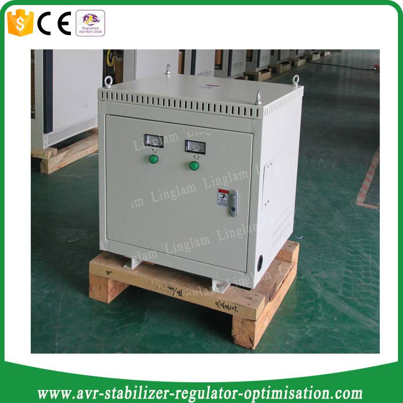 45kva step down transformer 480v to 380v