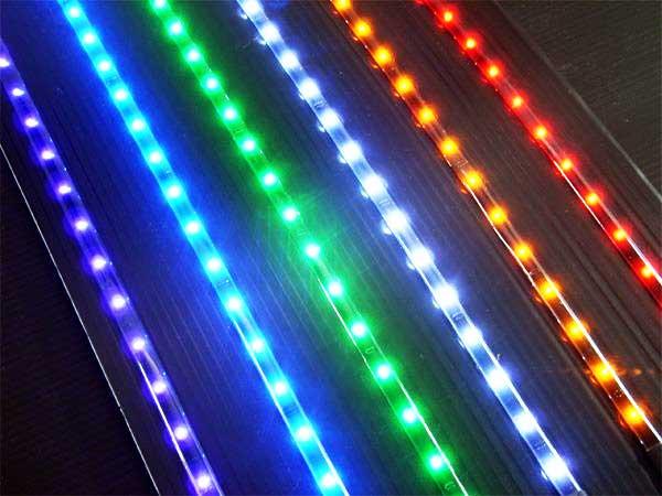 Jercio XT1506s(similar to WS2812) 144leds/pixels/m Flexible White PCB LED strip