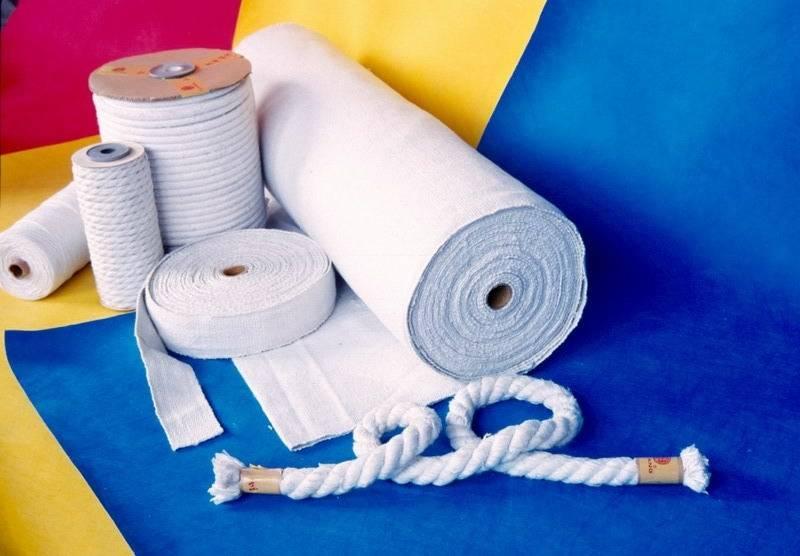 Sell Ceramic Fiber Textiles