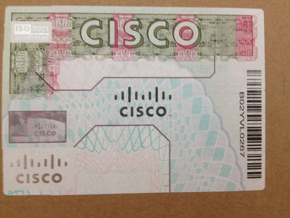 Original Cisco network switch WS-C3560X-48T-S