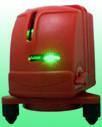 Green beam Cross line laser level