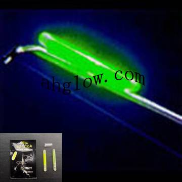 Glow stick for fishing