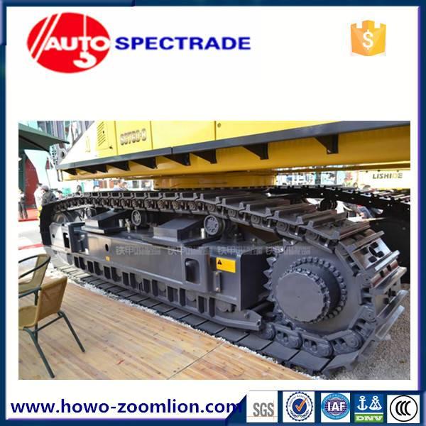71.2 ton excavator China Lishide SC760.8 low price