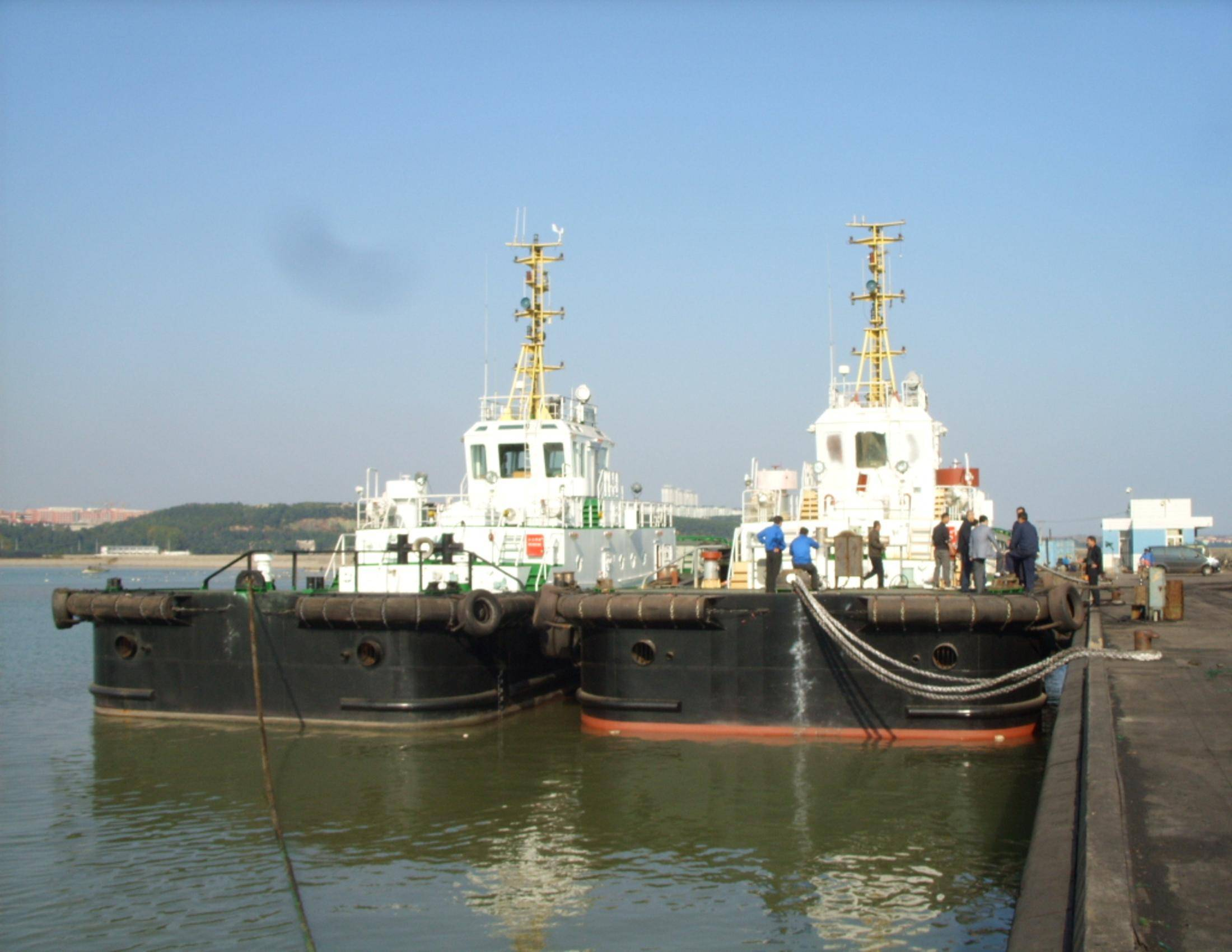 TWO SISTER 5000bhp NEWBUILDING ASD TUGBOATS FOR RESALE
