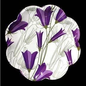 Disposable Flower Plate