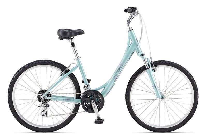 Giant WOMEN X-Road Lifestyle Comfort Sedona DX W Bicycle Bike