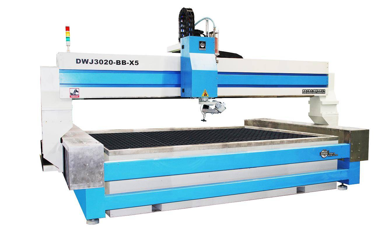 DARDI waterjet 30series 5 axis