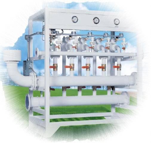 Gas Equipment -LPG & Air mixer