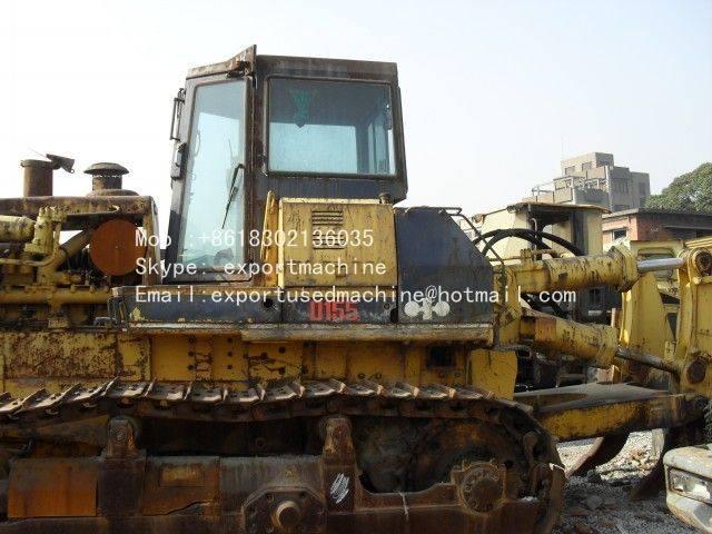 used KOMATSU D155A japan bulldozer for sale
