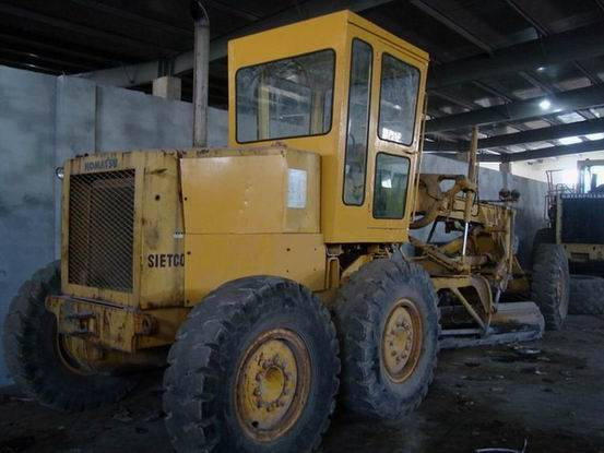 komatsu bulldozer gd511a for sale