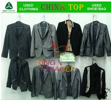 used clothing winter clothes wholesale from china