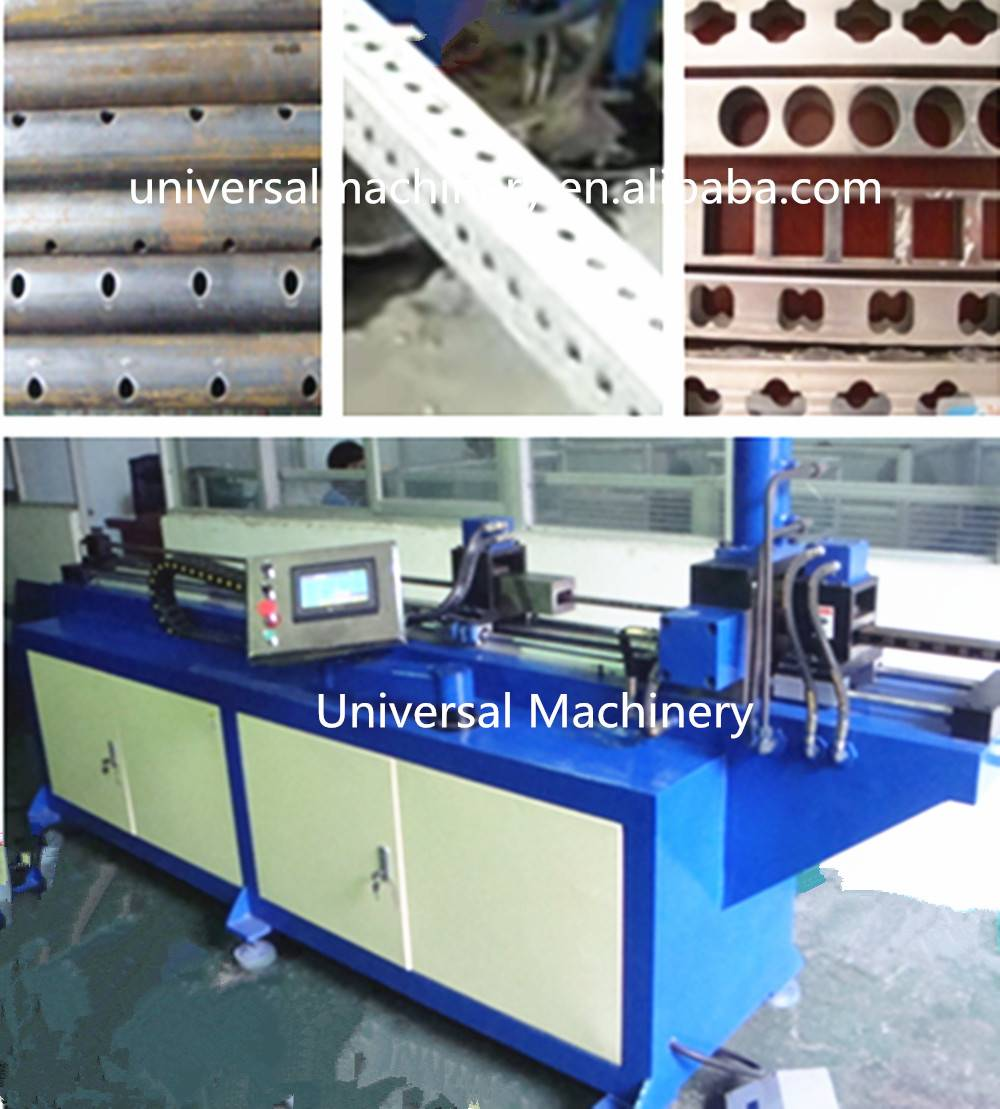 China top manufacturer Pipe Hole Punching Machine
