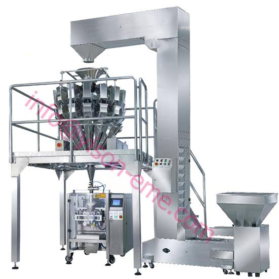 sell Namkeen, Heena, Frymes, Cheese Ball, Rice Pouch Automatic Weighing Filling Packaging Machine