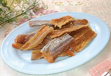 supply dried squid slice